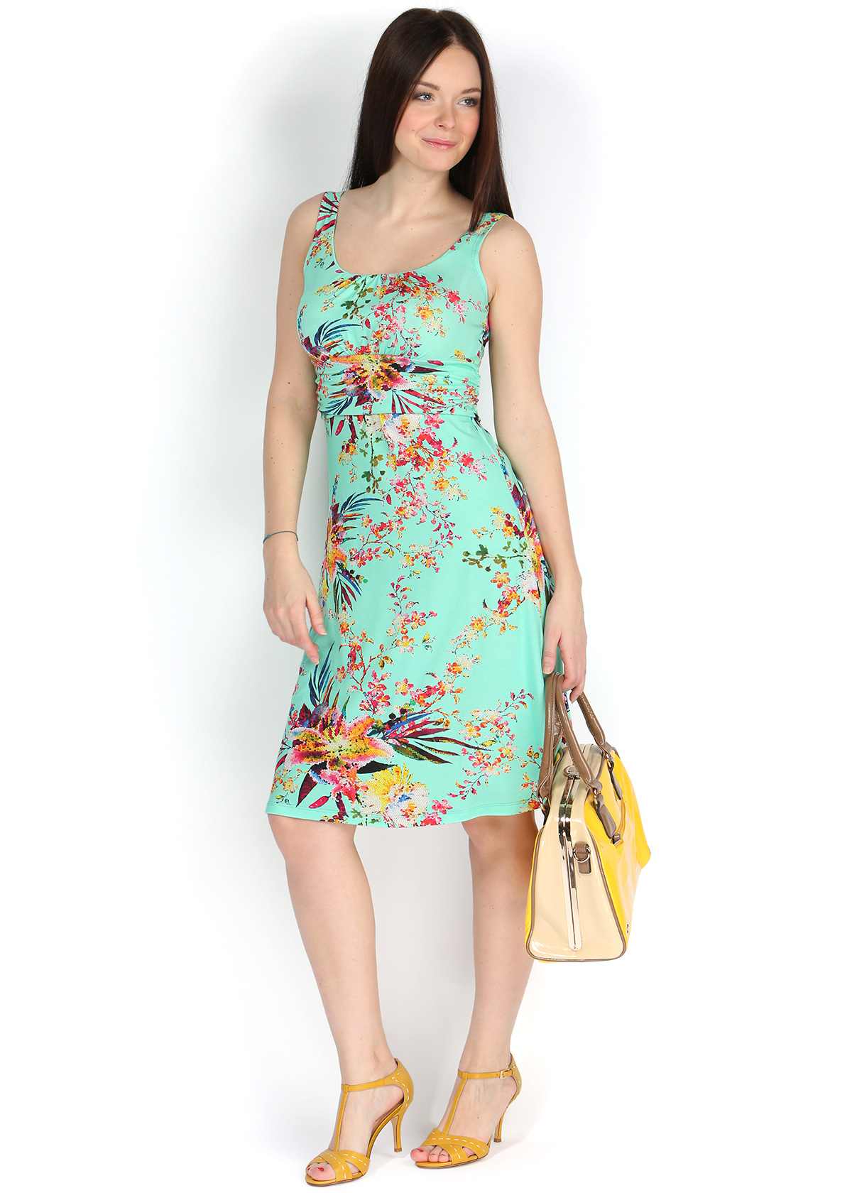 Летние платья для беременных и кормящих, одежда для беременных в интернет- магазине МамаМия, ... 1eaf4cb6052