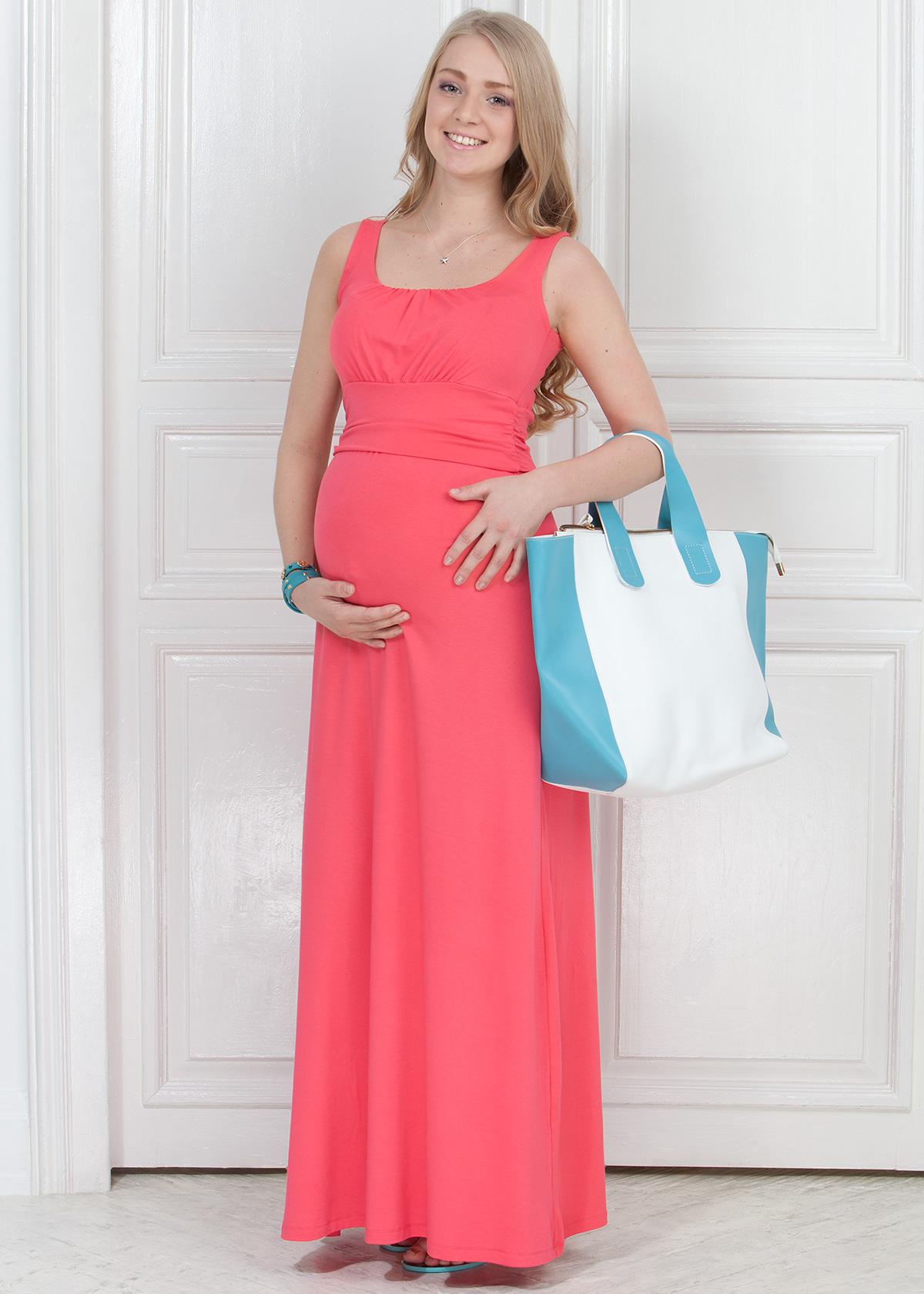 Вечерние платья летние для беременных 45