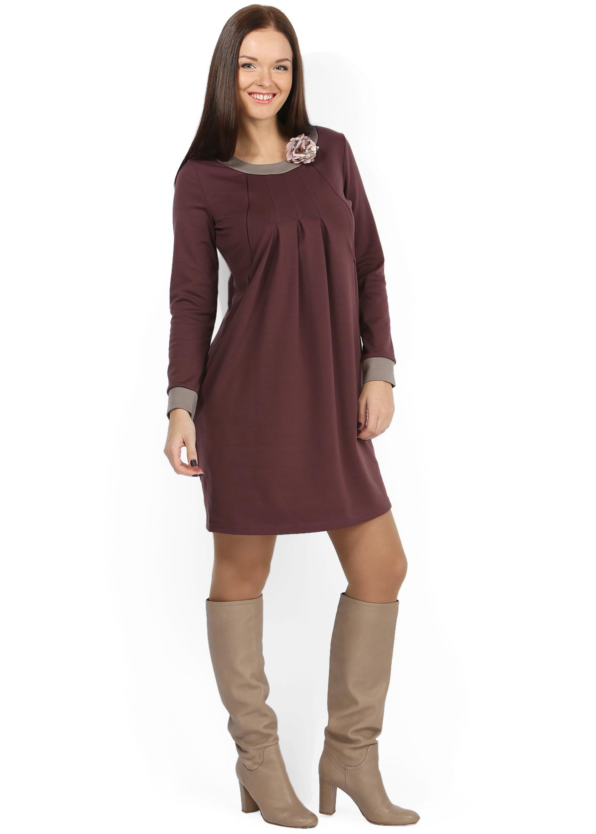 b922f64e6421 Платье «Франка» для беременных и кормления грудью, Новинки одежды для  беременных и кормящих ...