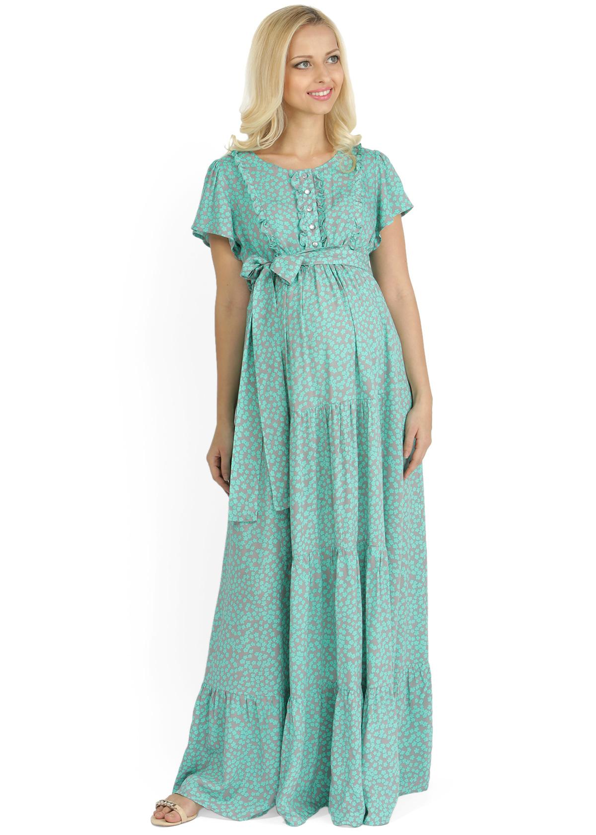 Вечерние платья летние для беременных 52