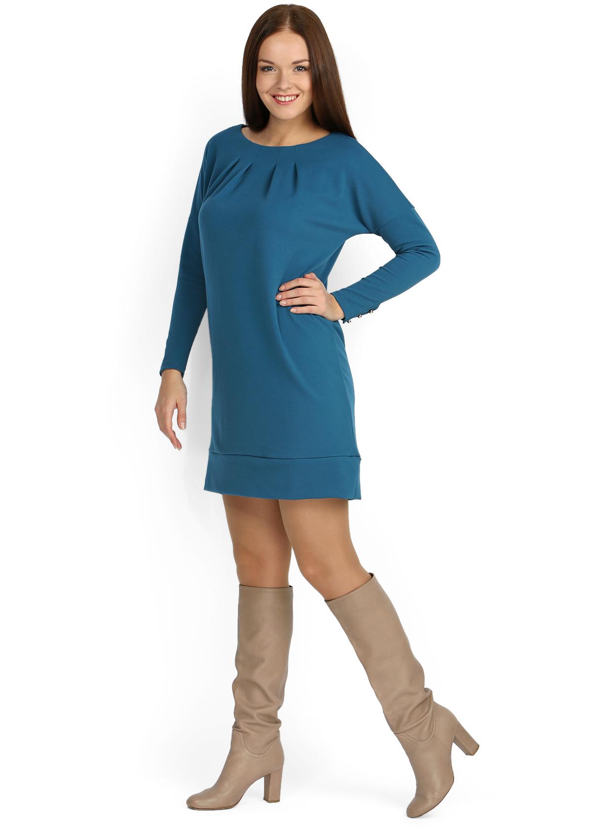 Трикотаж платье для беременной своими руками 31