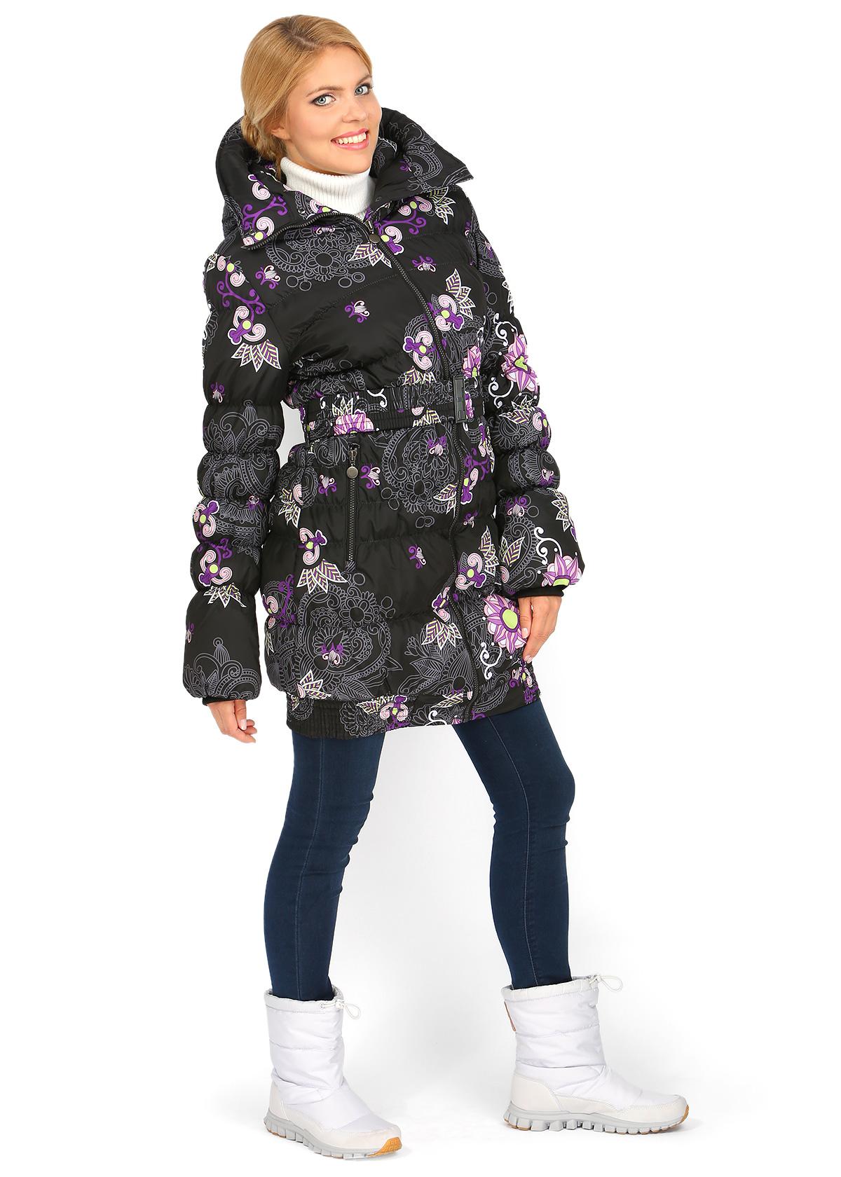 Куртка для беременных зимняя ай лав мам 47