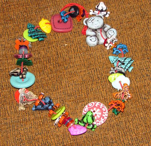 Игрушки своими руками для детей до года