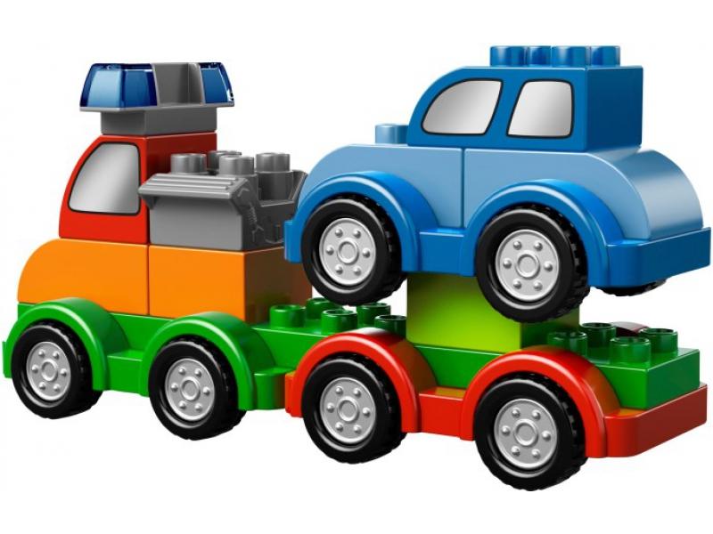 10552 Машинки-трансформеры