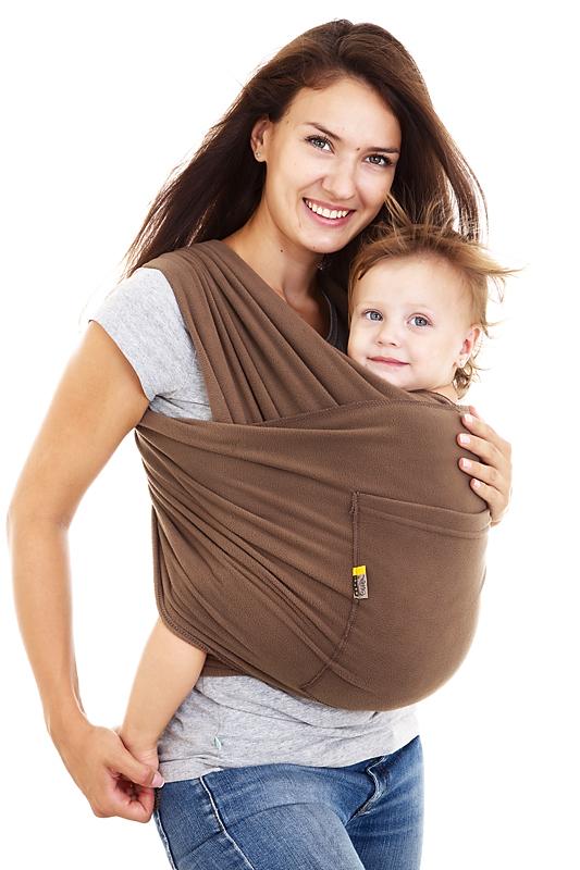 Слинг своими руками для новорожденного до месяца