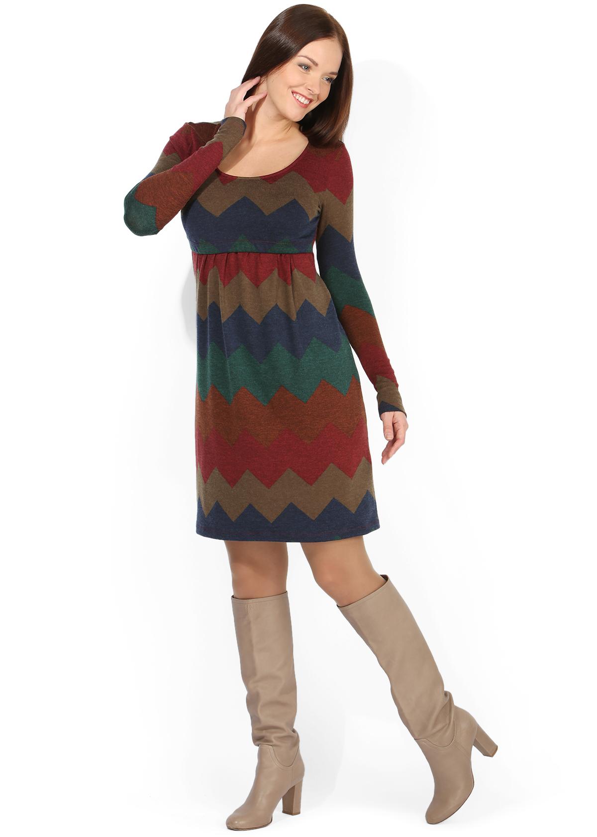 Платье для беременных осень зима