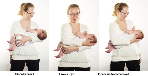 Во сне держать своего ребенка на руках