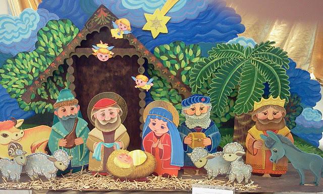 Поделки своими руками к рождеству христос фото