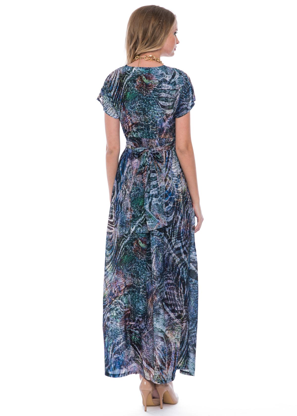 Платье полина изумрудное для беременных и кормящих 86