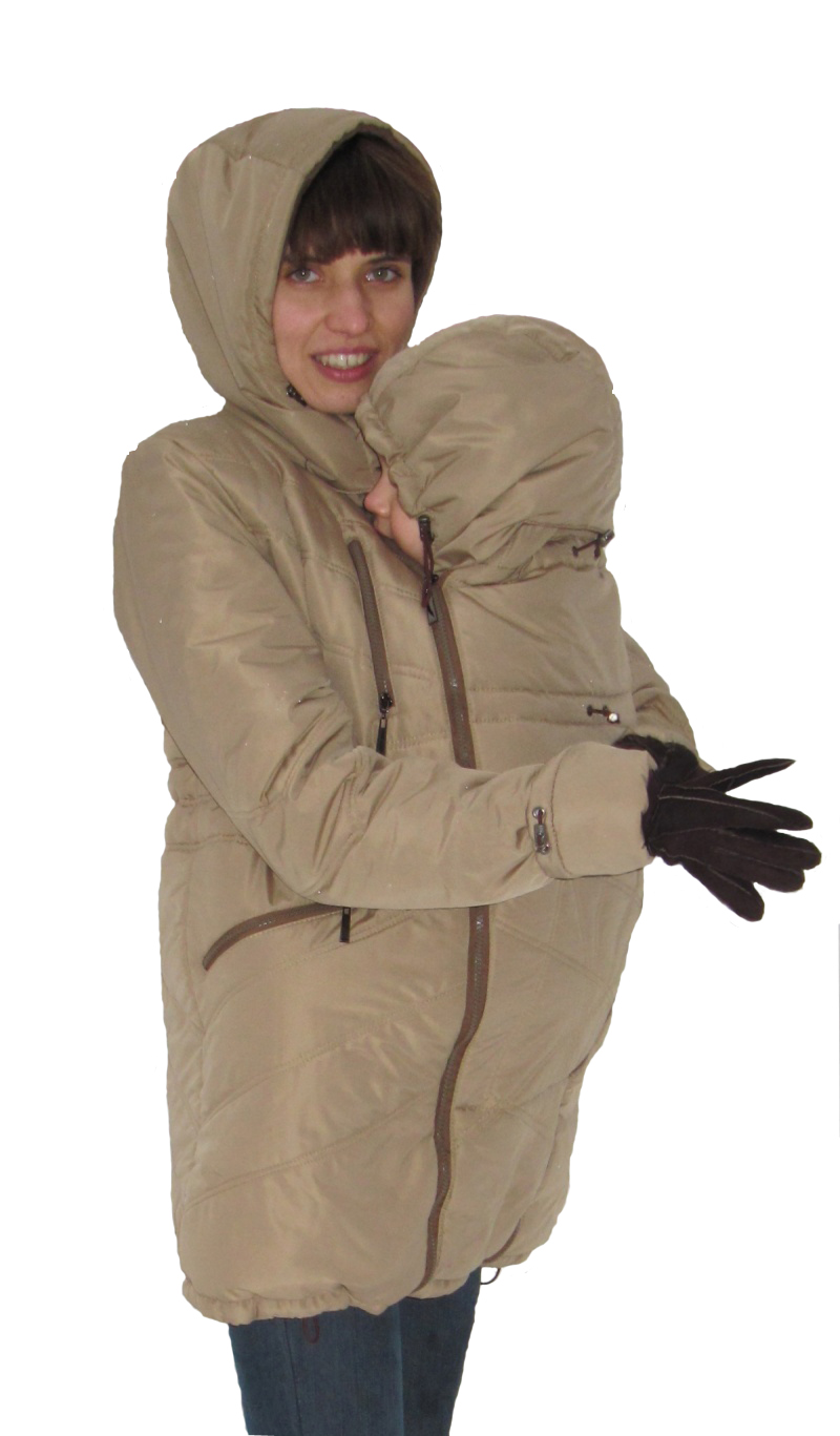 Вставка для беременных в куртку 396