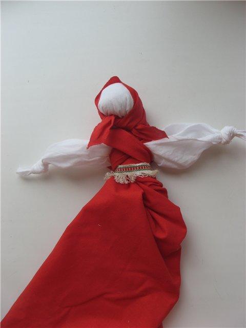 Кукла для малышей своими руками