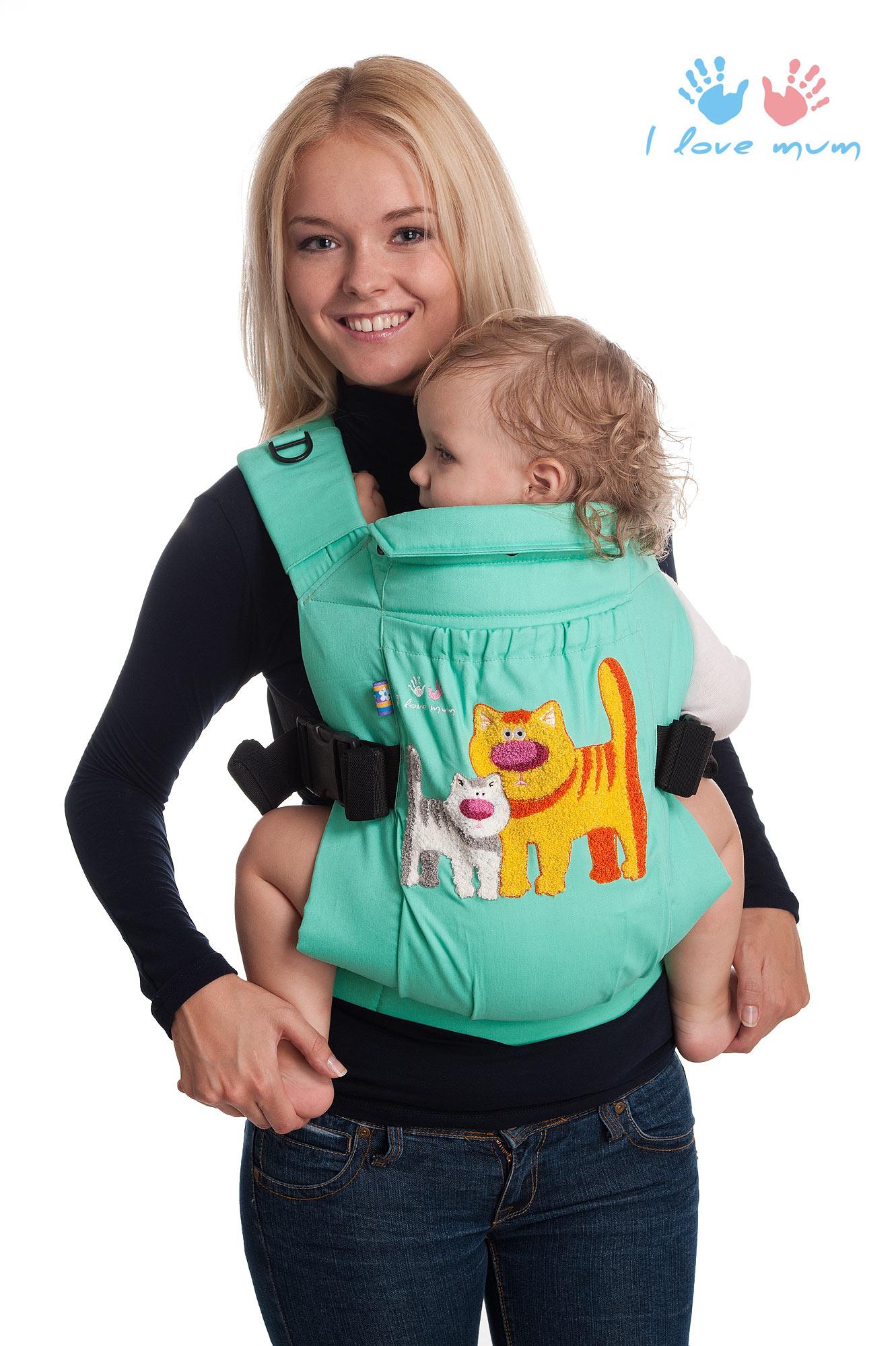 Стильный рюкзак для мам