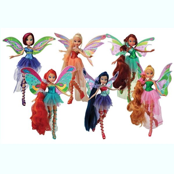 картинки винкс клуб куклы