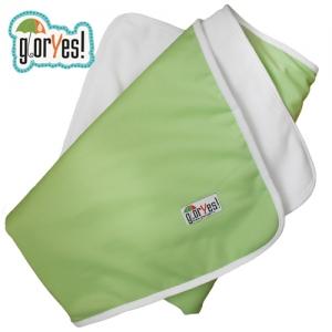 Многоразовая впитывающая непромокаемая пеленка 80 x 68 см, GlorYes