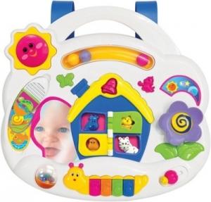 """Kiddieland Развивающая игрушка игровой центр """"Пианино обучающее"""""""