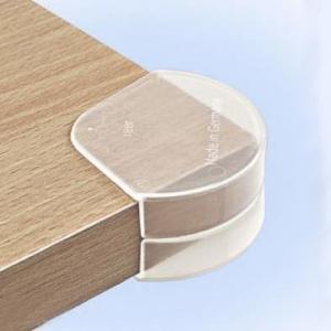 Защита на углы круглая, полипропилен, прозрачный, 4 шт./уп REER , защита углов, защита углов купить