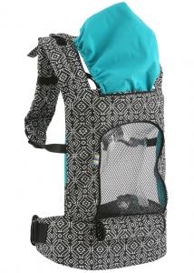 Рюкзак-переноска серии «Лайт» ТМ «I Love Mum» Rz73, слинг-рюкзак, эргономичный рюкзак, в Минске