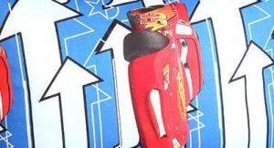 Детское постельное белье Тачки купить в Минске, MamaMia.by, большой выбор постельного белья для мальчиков и девочек, наборы в кроватку для малышей