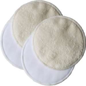 Бамбуковые прокладки для груди Белые