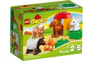 LEGO 10522 - Животные на ферме, Lego Duplo, от 1,5 лет