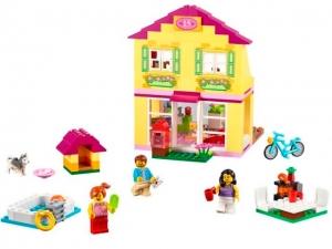 Семейный домик  Lego арт,10686