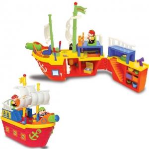 Kiddieland Корабль пиратов