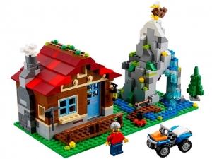 Домик в горах (Лего31025)