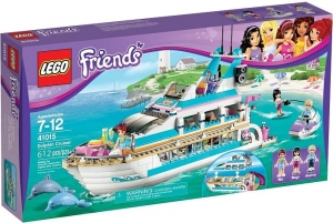 41015 Круизный лайнер Lego Friends, конструктор ЛЕГО