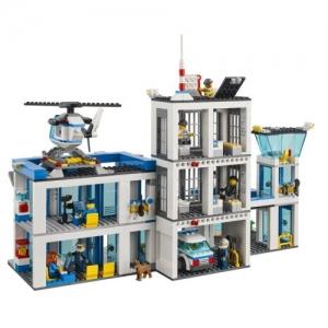 Полицейский участок, Lego City арт,60047