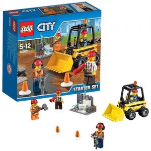 Набор «Строительная команда» для начинающих  Lego City арт, 60072