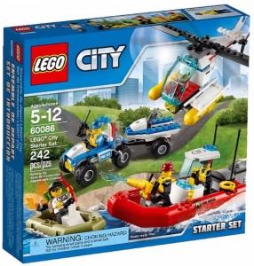 Набор Lego City для начинающих арт,60086