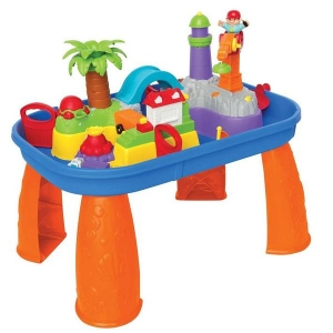 Kiddieland 037416 Детский развивающий столик Водный парк активный 18+