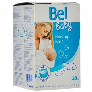 Вкладыши в бюстгальтер для кормящей мамы Bel Baby Nursin