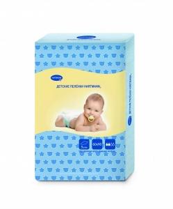 Одноразовые детские пеленки HARTMANN 60*90см купить в Гродно