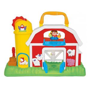 Игрушка Чудо-ферма, Kiddieland   арт. 039800