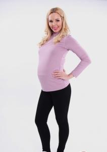Леггинсы теплые с мехом арт.5203,01 для беременных женщин и кормящих мам, можно купить в Минске  или с пересылкой в любой уголок Беларуси.