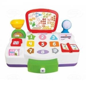 Kiddieland 048108 Развивающая игрушка Кассовый аппарат (свет,звук,батарейки)