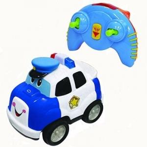 Kiddieland 042994 Полицейский автомобиль на управлении (свет, звук)