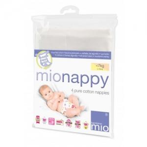 PRE 1 CASE mionappy Вкладыши к подгузнику размер 1 (в упаковке 4шт.) (до 7 кг)