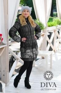 Слингокуртка зимняя 3 в 1: обычная зимняя куртка + слингокуртка + куртка для беременных купить в минске