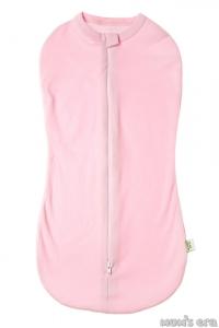 Пелёнка-кокон (комбинезон), розовый (0-2 мес.) Mum`sEra  купить в Беларуси