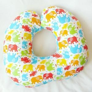 подушка для кормления слоны