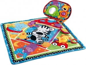 """Детский игровой коврик Fisher Price V3711 """"Блестящие основы"""""""