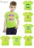 Детские футболки, боди с прикольными надписями