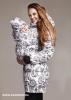 Зимние слингокуртки, верхняя одежда для беременных