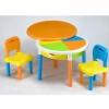 Комплекты детской мебели, парты, столы, стулья.