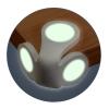 Защита на углы люминисцентная, 2 шт./уп.  REER , защита углов , защита углов купить