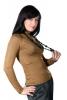 ДЛИННЫЙ РУКАВ, одежда для грудного вскармливания