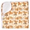 Многоразовая непромокаемая пеленка 80 x 68 см медвежата