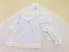 Комплект одежды для крещения девочки